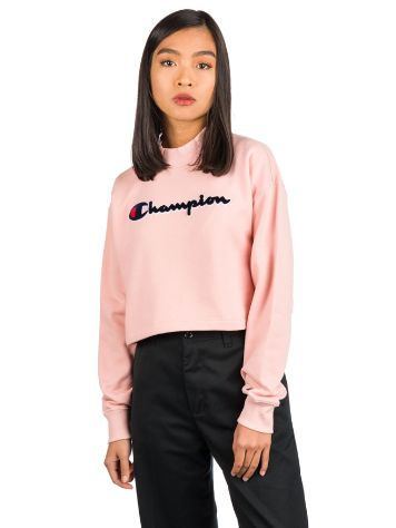 Champion American Logo High Neck Sweat