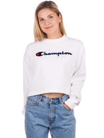 Champion American Logo High Neck Sweater