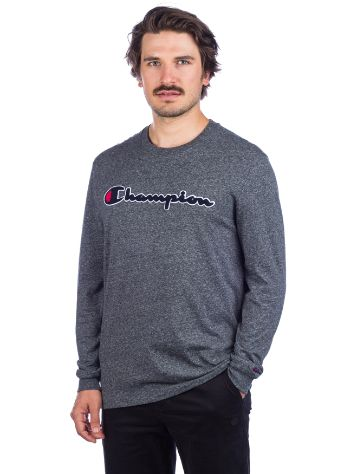 Champion Crewneck Long Sleeve T-Shirt