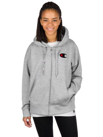 Champion Sweatshirt Full Sweat à Capuche Zippé