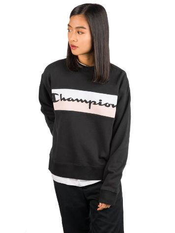 Champion American Logo Crewneck Sweater
