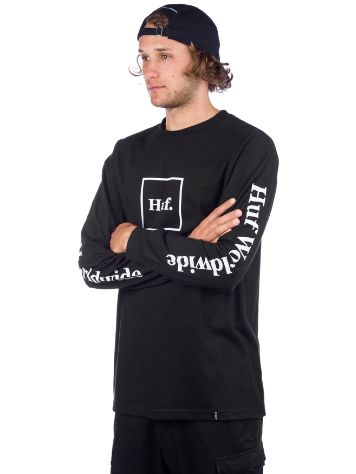 HUF Domestic Langarmshirt