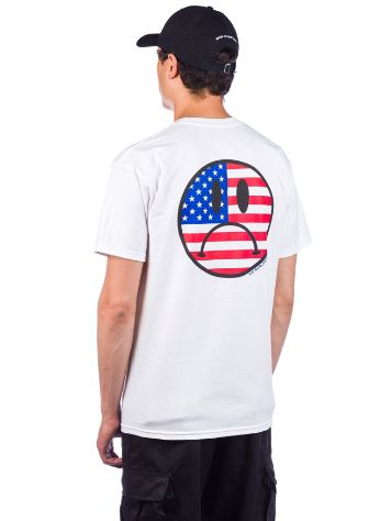 HUF Bummer Usa T-Shirt