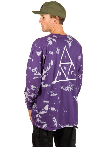 HUF TT Worldwide Tiedye Camiseta