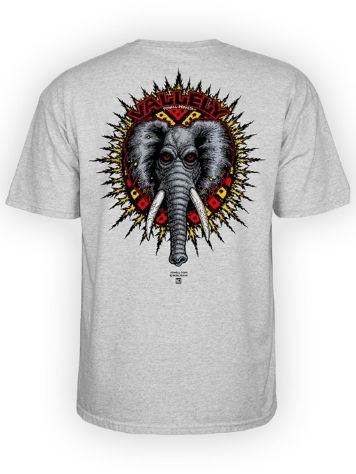 Powell Peralta Vallely Elephant T-Shirt