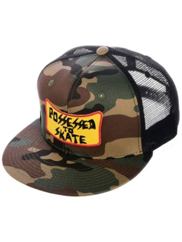 Dog Town Possesed To Skate Patch Cap