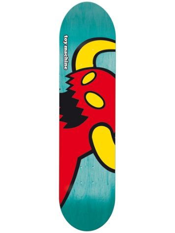 "Toy Machine Vice Monster 8.0"" Skateboard Deck"