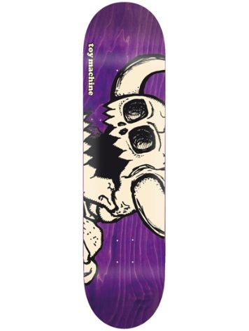 "Toy Machine Vice Dead Monster 8.25"" Skateboard Deck"
