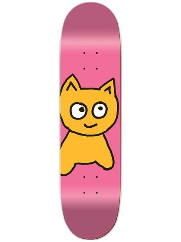"Meow Skateboards Big Cat 7.25"" Skateboard Deck"