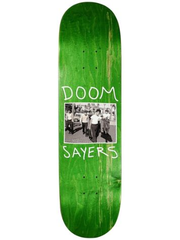 Doomsayers The Approach 8.08'' Skateboard Deck