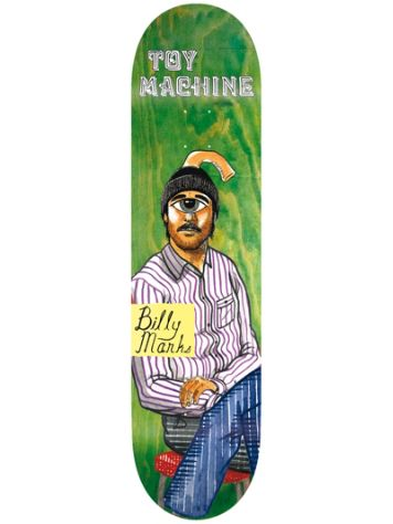 "Toy Machine Picture Day Series 8.0"" Skateboard Deck"