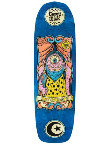 "Foundation Freakshow Shaped Phil Guy 8.88"" Deck"