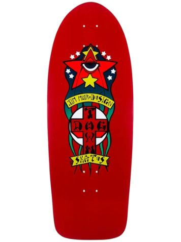"Dogtown Jim Muir Triplane Reissue 11.0"" Deck"