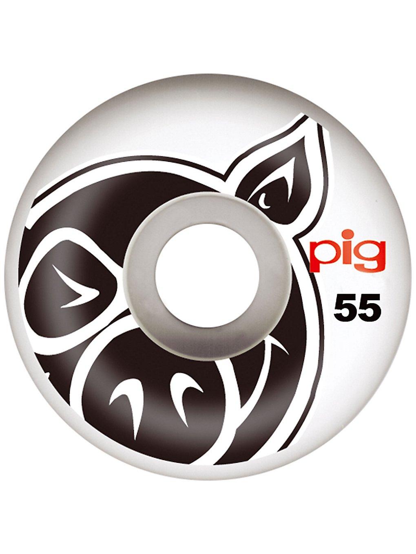 roues skate pig Wheels head
