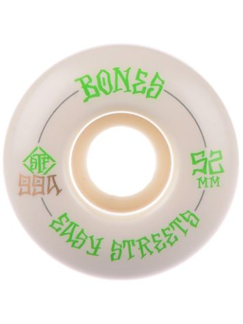 Bones Wheels STF Easy Streets 99A V1 52mm Ruote