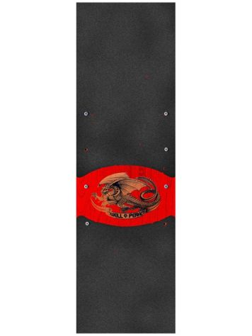 "Powell Peralta Oval Dragon 9.0"" Griptape"