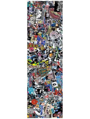 "Powell Peralta Collage 9"" Griptape"