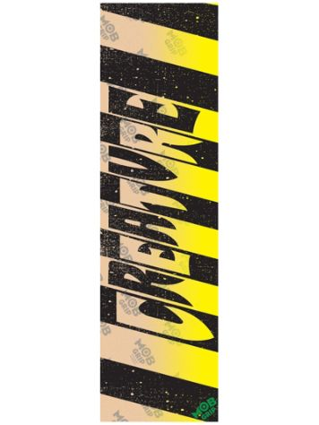 MOB Grip Creature Stripes Clear 9.0'' Grip Tape
