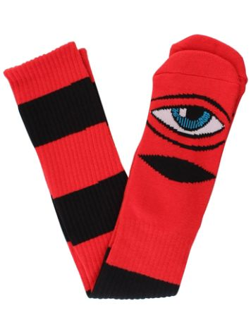 Toy Machine Sect Stripe Knee High Calcetines