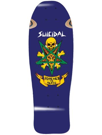 "Dogtown Suicidal Possessed Re Issue 8.75"" Deck Skate"