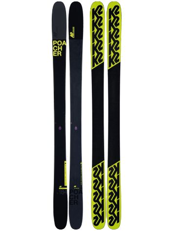 K2 Poacher 184 2020 Skis