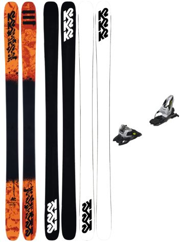 K2 Press 149 Free Ten 2020 Set de Freeski