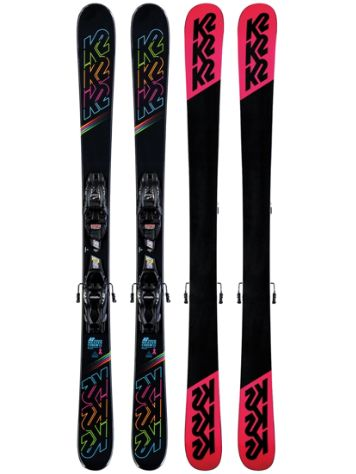 K2 Dreamweaver 149 + FDT 7.0 2020 Freeski-Set