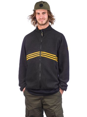 adidas Skateboarding Sherpa Full Zip Jacket