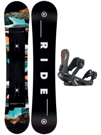 Ride Heartbreaker 147 + KS M 2020 Snowboard Set