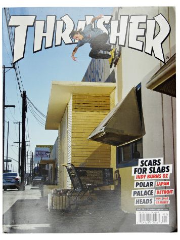 Thrasher Issues May 2019 Magazin