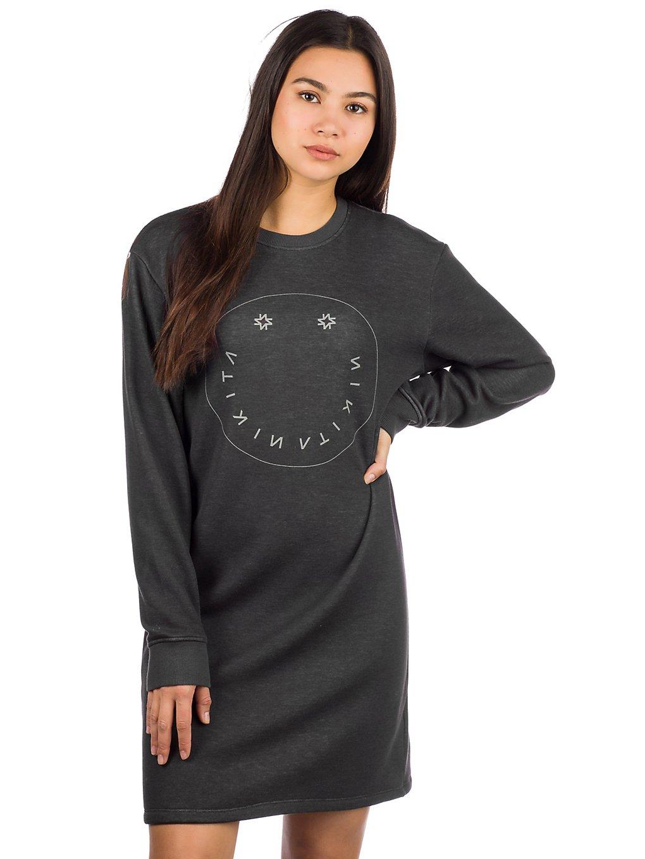 Nikita Nessy Dress charcoal