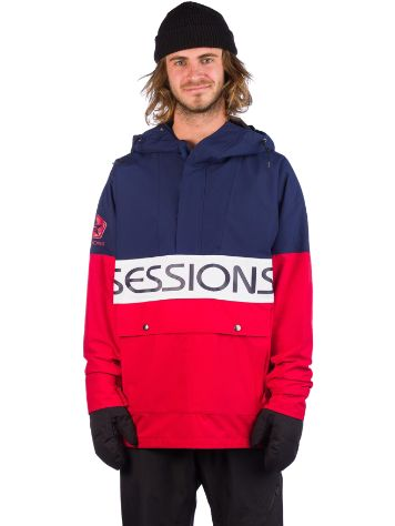 Sessions Chaos Pullover Jakke