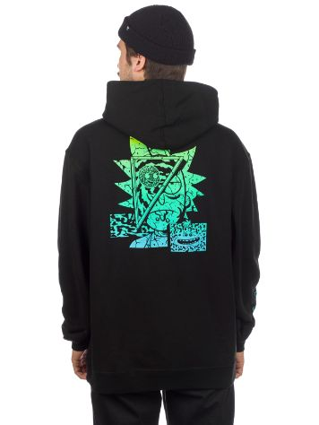 Primitive Rick & Morty Destructed Hoodie