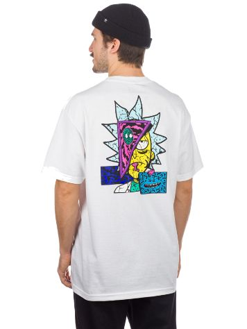 Primitive Rick & Morty Destructed T-Shirt