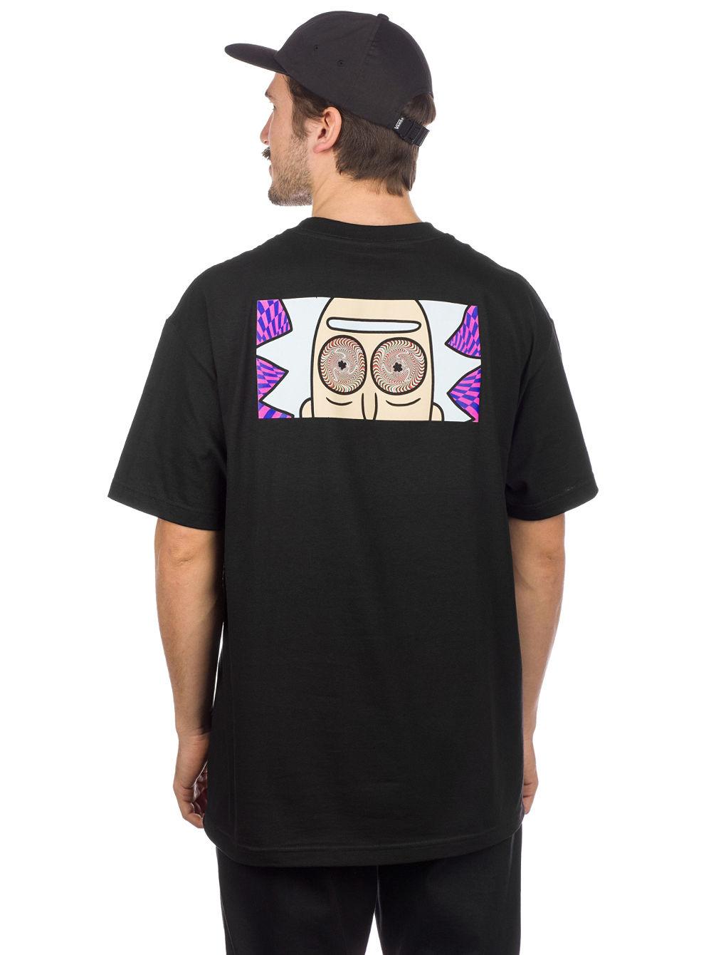 05fdfab3 Buy Primitive Rick & Morty Hypno Eyes T-Shirt online at Blue Tomato