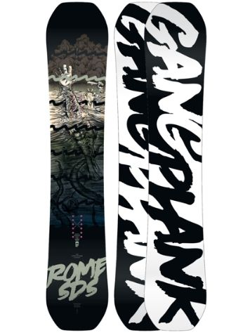 Rome Gang Plank 146 2020 Snowboard