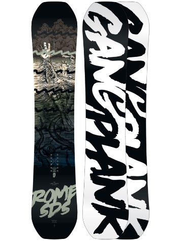 Rome Gang Plank 160W 2020 Snowboard