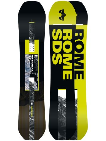 Rome National 157W 2020 Snowboard