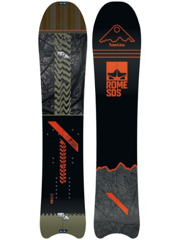 Rome Powder Division 145 Splitboard 2020 Splitboard