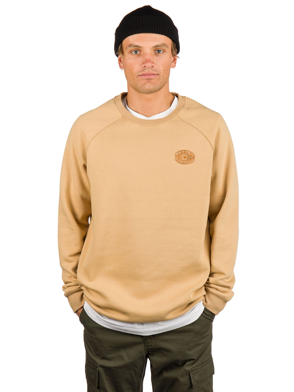 Beams Sweater