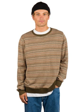 Rhythm Vibrations Knit Sweater