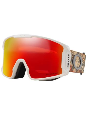 Oakley Line Miner Red Goggle