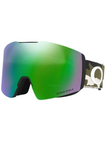 Oakley Fall Line XL Green Maschera