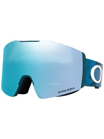 Oakley Fall Line XL Blue Maschera