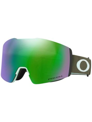Oakley Fall Line XM Green Maschera