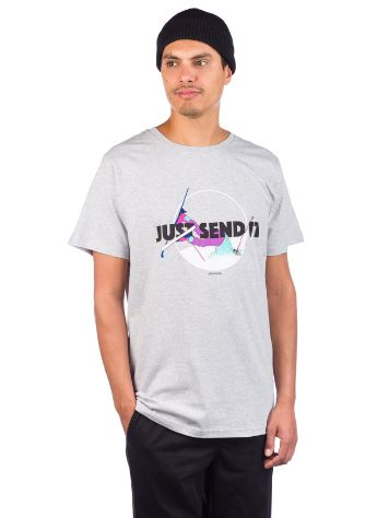 Dedicated Stockholm Just Send It T-Shirt