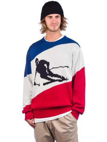 Dedicated Mora Skier Strickpullover