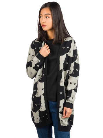 Dedicated Idre Cats Strickjacke