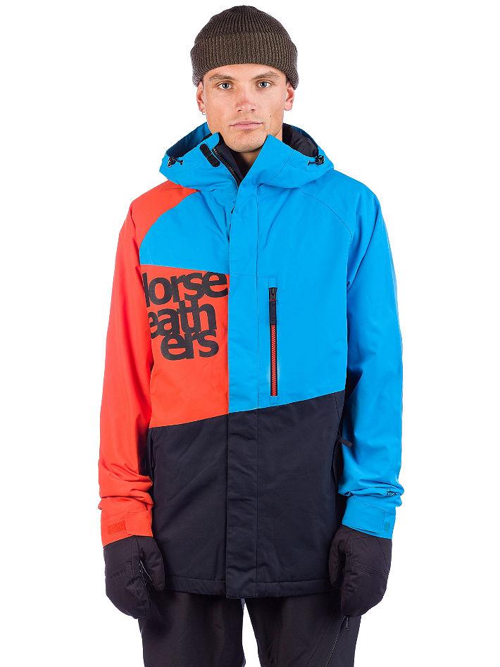 HORSEFEATHERS Snowboard Skijacke Winterjacke CLAPTON Jacke 2020 blue Schneejacke