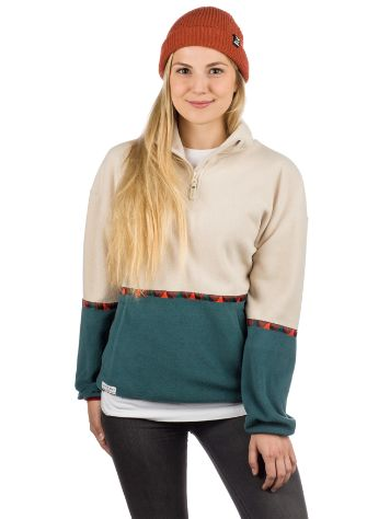 Iriedaily Hopi Fleece Troyer Sweater